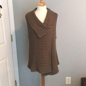 Chico's Asymmetrical Sweater Vest